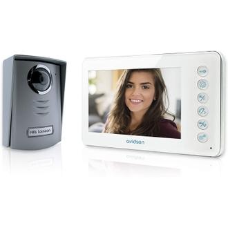 Interphone vidéo couleur - AVIDSEN