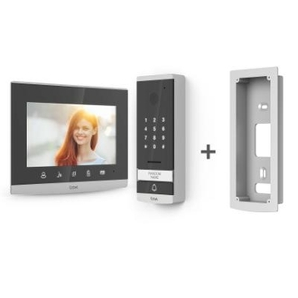 "Visiophone 7"" miroir avec clavier à code intégré - AVIDSEN"