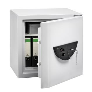 Coffre fort blindé - Certifié WS Office 802 K 300 - Classe 2 - Serrure à clé - OFFICELINE102S300 - BURG-WÄCHTER
