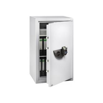 Coffre fort blindé - Serrure électronique et biométrique - Classe1 - BURG-WÄCHTER