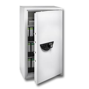 Coffre fort blindé certifié classe II Serrure électronique et biométrique - BURG-WÄCHTER