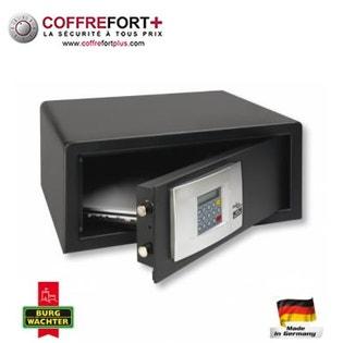 Coffre fort spécial ordinateur portable Point-Safe - Serrure électronique - P3E LAP - BURG-WÄCHTER
