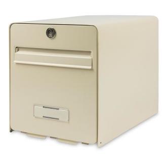 Boite aux lettres - Serrure à clés - FAVOR - 501-Beige - BURG-WACHTER