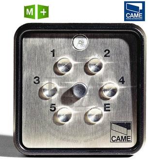 Clavier à code sans fil - CAME - S9000