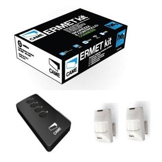 Kit alarme sans-fil CAME - ERMET SK0018FR