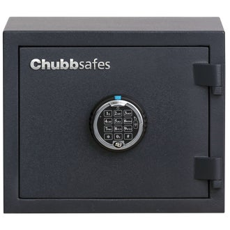 Coffre fort de sécurité ignifuge - Serrure électronique - CHUBBSAFES HOMESAFE S2 10