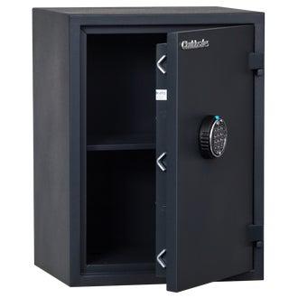 Coffre fort de sécurité ignifuge - Serrure électronique - CHUBBSAFES HOMESAFE S2 50