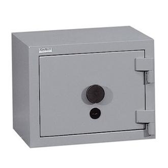 Coffre fort blindé - Serrure à clé et combinaison électronique CONFORTI - CH20LB