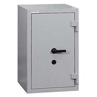 Coffre fort blindé - Serrure à clé et combinaison électronique CONFORTI - CH40LB