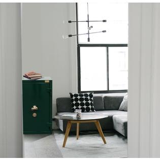 Coffre fort - Serrure à clé - Conforti - Green Safe LUX