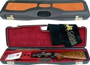 Mallette luxe pour fusil - Serrure à combinaison - CAESAR GUERINI  - MG15