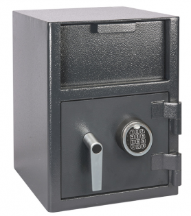 Coffre fort de dépôt - Serrure électronique - CHUBBSAFES OMEGA DEPOSIT 45 E