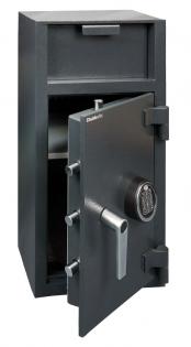 Coffre fort de dépôt - Serrure électronique - CHUBBSAFES OMEGA DEPOSIT 70 E