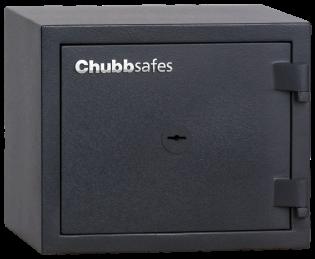 Coffre fort de sécurité ignifuge - Serrure à clé - CHUBBSAFES HOMESAFE S2 10