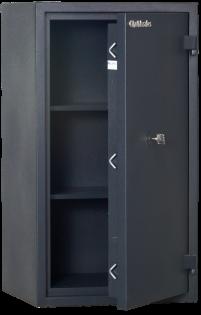Coffre fort de sécurité ignifuge - Serrure à clé - CHUBBSAFES HOMESAFE S2 70