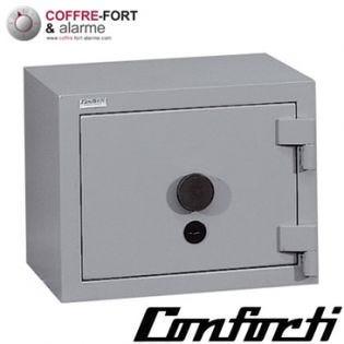 Coffre fort blindé - Serrure à clé CONFORTI - CH20B
