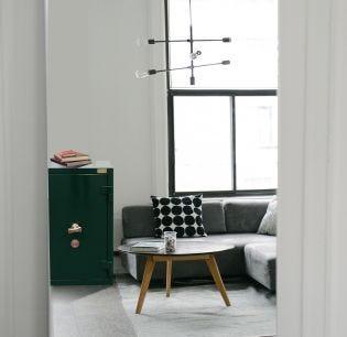 Coffre fort - Serrure à clé - Conforti - Green Safe