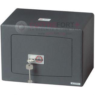 Coffre fort de sécurité - Serrure à clé DOMUS - MI/4
