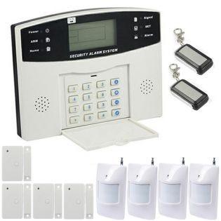 Alarme maison sans-fil-filaire-GSM EMATRONIC AL01 FIRST