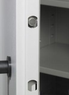 Armoire forte blindée - Serrure à disques - HARTMANN ARMY PROTECT 500