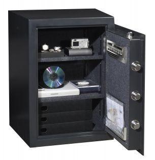 Coffre fort de sécurité - Serrure électronique - HARTMANN ESSENTIAL SECURITY HES 90