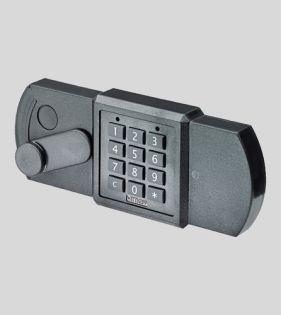Coffre fort ignifuge - Serrure électronique classe 2 VDS - HARTMANN MB060 G4