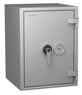 Coffre-fort ignifuge 1 heure - Protection Vol et Feu - Serrure à clé A2P - HARTMANN PROTEC DUO 60 CLASSE 0 (Valeur assurable 8000€)