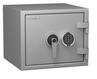 Coffre fort ignifuge 1 heure - Protection Vol et Feu - Serrure électronique classe 2 VDS - HARTMANN PROTECT DUO 1034G4 CLASSE 1 (Valeur assurable 25 000€)