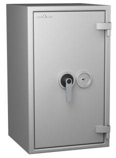 Coffre fort ignifuge 1 heure - Protection Vol et Feu - Serrure à clé A2P - HARTMANN PROTECT DUO PR1066G1 CLASSE 1 (Valeur assurable 25 000€)