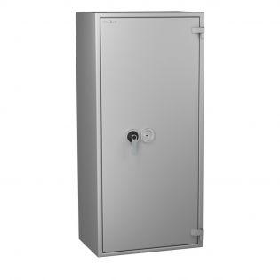 Coffre fort ignifuge 1 heure - Protection Vol et Feu - Serrure à clé A2P - HARTMANN PROTECT DUO PR1220G1 CLASSE 1 (Valeur assurable 25 000€)