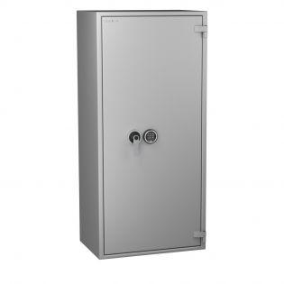 Coffre fort ignifuge 1 heure - Protection Vol et Feu - Serrure électronique classe 2 VDS - HARTMANN PROTECT DUO PR1291G4 CLASSE 1 (Valeur assurable 25 000€)