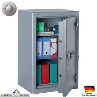 Coffre fort Double Protection Vol et Feu - Serrure à clé A2P - ZEPHIR DUO ZR 1149 CLASSE 1