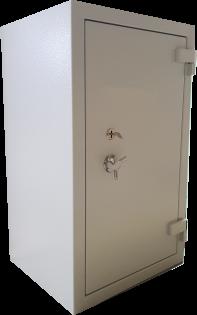 Armoire forte blindée - Serrure à clé - ICARSAFE ARGOS 250