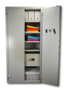 Armoire forte blindée - Serrure électronique - ICARSAFE ARGOS 760E