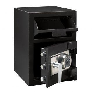 Coffre de dépôt - Serrure électronique - Format L - SENTRYSAFE - DH-074E