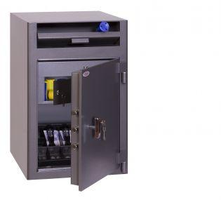 Coffre fort de dépôt - Serrure à clé - PHOENIX SS0998KD