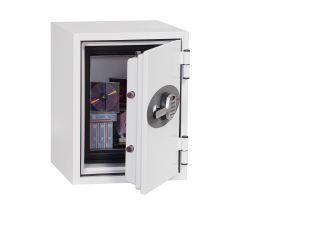 Coffre fort ignifuge supports informatiques - Serrure électronique - PHOENIX DATACARE DS2002E