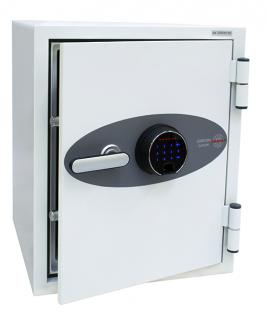 Coffre fort ignifuge supports informatiques - Serrure électronique et biométrique - PHOENIX DATACARE DS2002F
