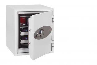 Coffre fort ignifuge supports informatiques - Serrure électronique - PHOENIX DATACARE DS2003E