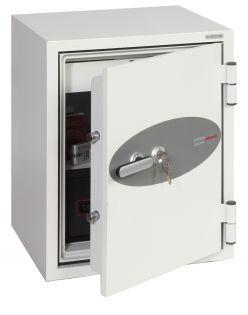 Coffre fort ignifuge supports informatiques - Serrure à clé - PHOENIX DATA COMBI DS2501K