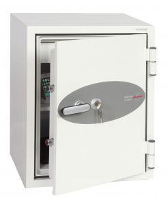 Coffre fort ignifuge - Serrure à clé haute sécurité - PHOENIX FIRE FIGHTER FS0441K