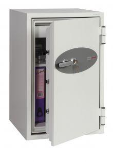 Coffre fort ignifuge - Serrure à clé haute sécurité - PHOENIX FIRE FIGHTER FS0443K