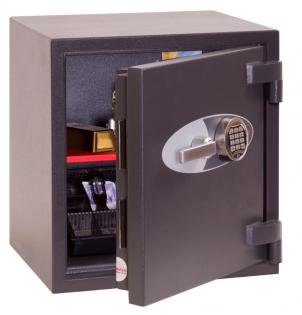 Coffre fort ignifuge - Serrure électronique - Grade II - PHOENIX MERCURY HS2051E