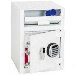 Coffre fort de sécurité avec caisse de dépôt d'argent - Serrure électronique - PHOENIX SS0996E