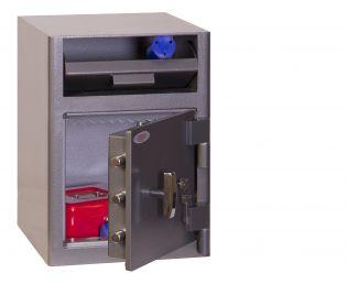 Coffre fort de dépôt - Serrure à clé - PHOENIX SS0996KD