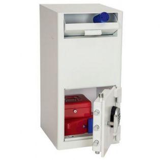 Coffre fort de sécurité avec caisse de dépôt d'argent - Serrure électronique - PHOENIX-SS0997E