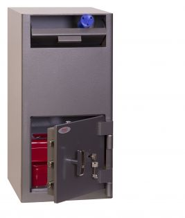 Coffre fort de dépôt - Serrure à clé - PHOENIX SS0997KD