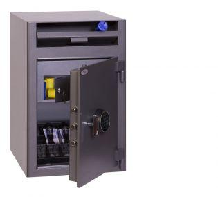 Coffre fort de dépôt - Serrure biométrique  - PHOENIX SS0998FD