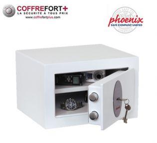 Coffre-fort de sécurité - Serrure à clé - PHOENIX FORTRESS SS1181K