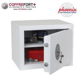 Coffre fort de sécurité - Serrure à clé - PHOENIX FORTRESS - SS1182K